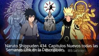 Naruto Shippuden 434 Mega HD ligero