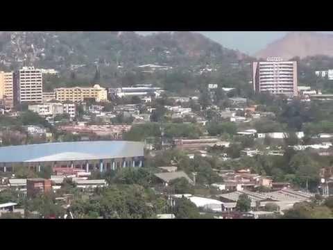 San Salvador Vista Panorámica