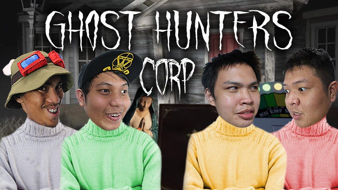PEENOISE GHOST HUNTERS CORP #1 (FILIPINO)