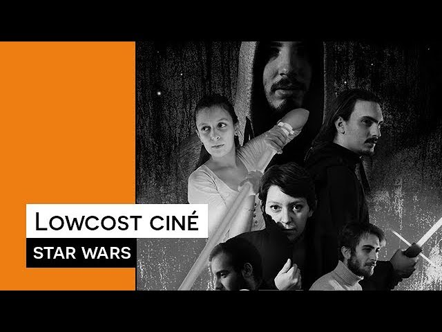 Lowcost Ciné - Parodie Star Wars 8