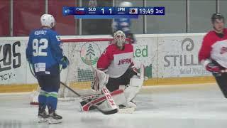 [KvOI Jesenice 2020] Slovenija - Japonska - HIGHLIGHTS