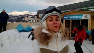 Горки Город обучение горным лыжам. Карвинг начального уровня poseidon123.com Ярославцев Дмитрий