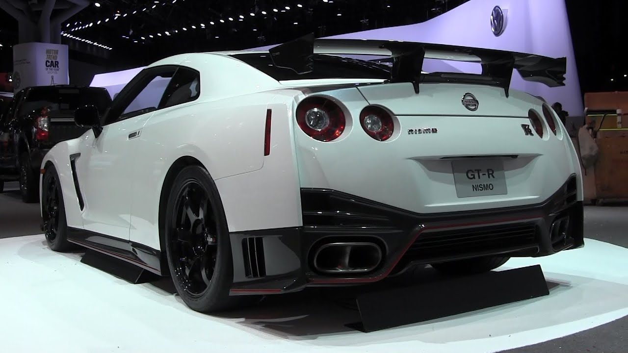 nissan gt r nismo 2015 ny auto show youtube. Black Bedroom Furniture Sets. Home Design Ideas