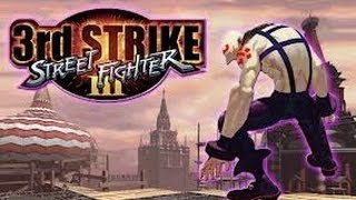 """Street Fighter III 3rd Strike Online Edition """" Necro Ranked Matches On Xbox 360 """""""