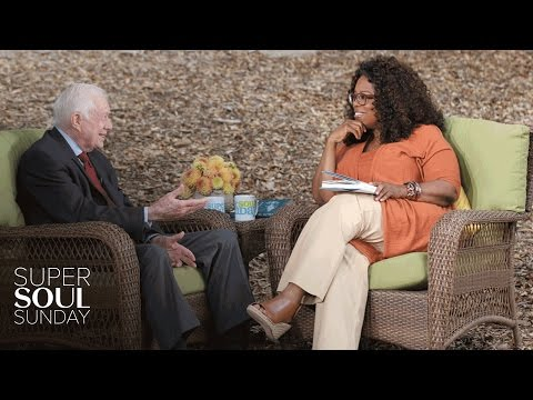 The Question That Made President Jimmy Carter Blush | SuperSoul Sunday | Oprah Winfrey Network