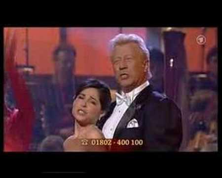 Rebeca Olvera en la Gala José Carreras 2007