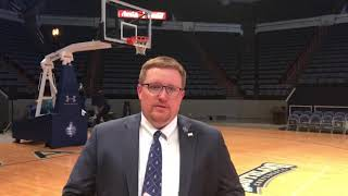 Coach Sless Recaps Season Opening Win