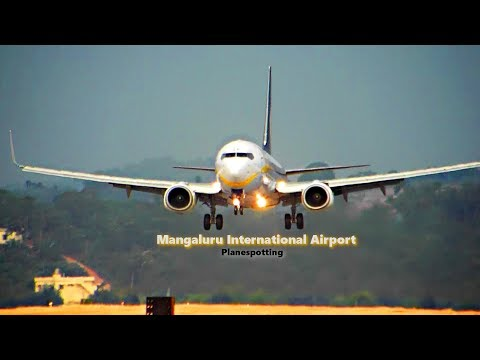 Planespotting At Mangalore Int'l Airport || An AvGeek's Perspective