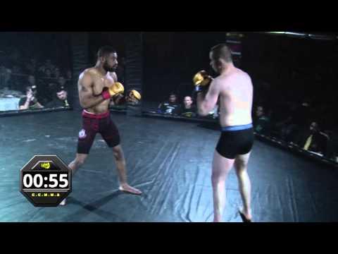 Combat Challenge Bradford 17: Simeon Ottley vs Connor Riorden