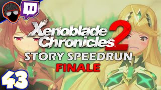 [Twitch] THE REAL ELYSIUM | Xenoblade 2 Story Speedrun FINALE!