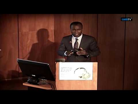 "04 Salut Global - Dr. Charles Agyemang: ""Non comunicable Diseases among African Migrants in Europe"""