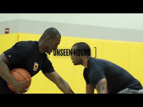 U.G.I.S Athletics training ft Chris Wright professional player and Georgetown standout
