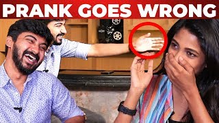 PRANK CALL : Goes Wrong With Keerthi Pandian | Darshan| Thumbaa | 90's Kids VS 2k Kids