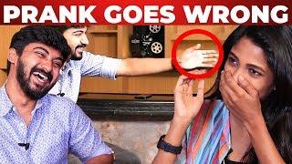 PRANK CALL : Goes Wrong With Keerthi Pandian | Darshan | Thumbaa | 90's Kids VS 2k Kids
