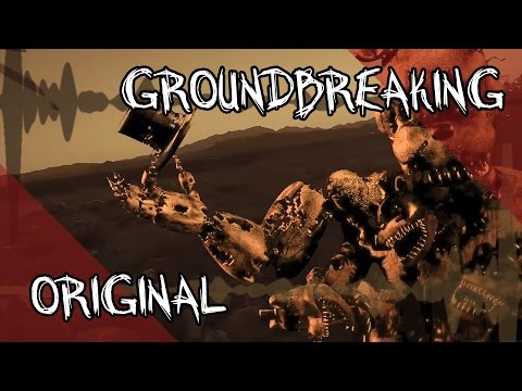 Haunting My Dreams | Five Nights at Freddy's 4 Song | Groundbreaking
