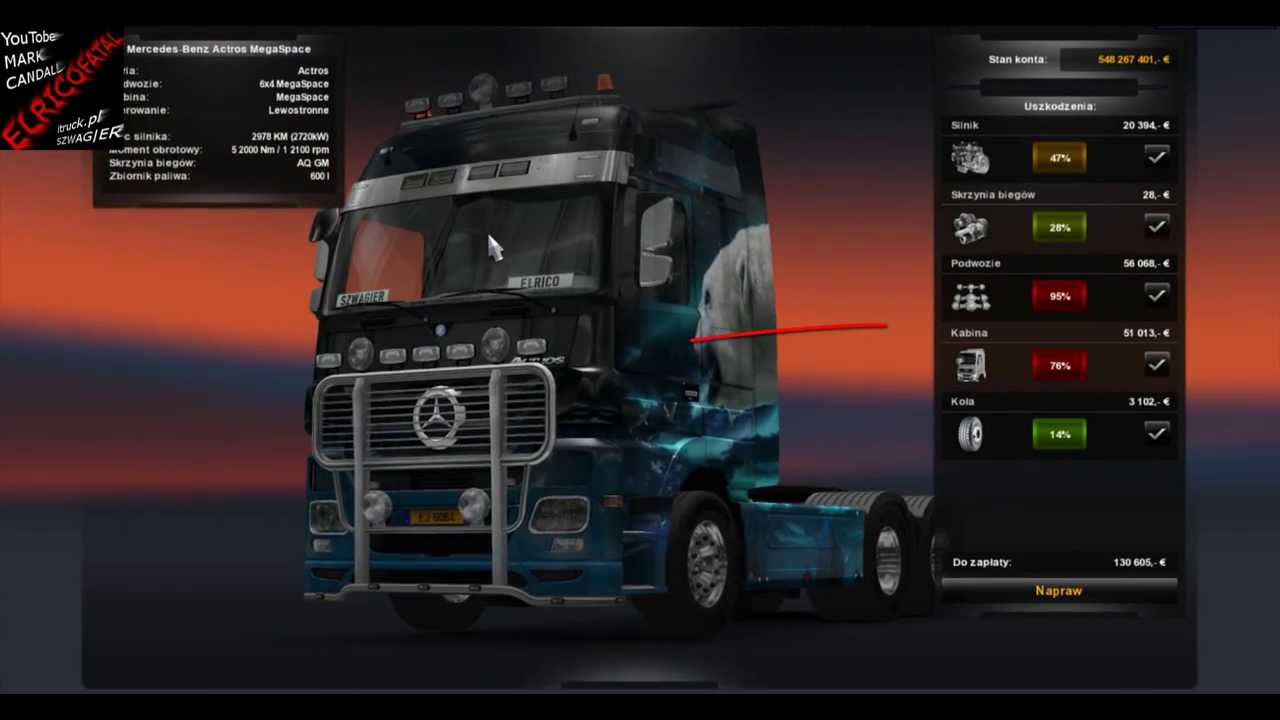 Ets 2 Engine Mod V13 Youtube