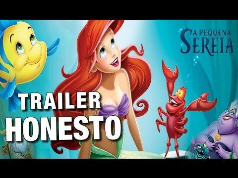 Trailer do filme A Pequena Sereia