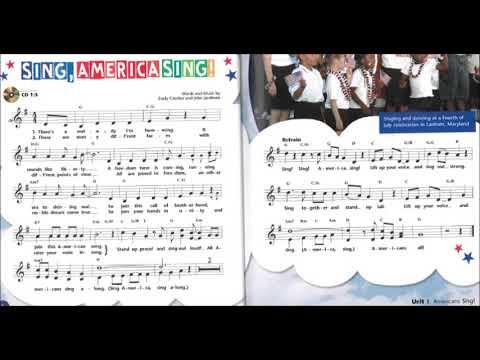 Sing, America Sing!