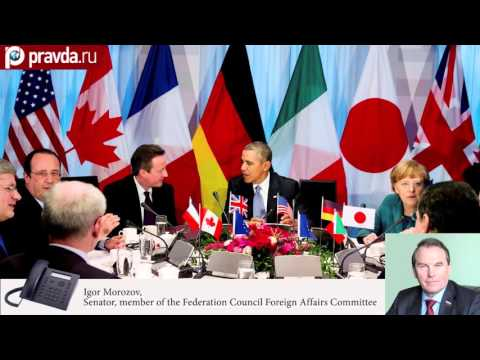 """Russia """"buries"""" G8"""