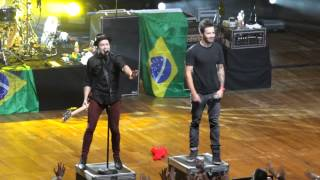 Simple Plan - I'm Just A Kid (credicard Hall - São Paulo) 18/10/2012