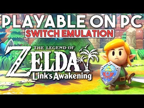 The Legend of Zelda Link's Awakening now FULLY PLAYABLE on PC