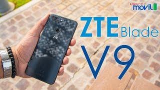 ZTE Blade V9 - Análisis Completo