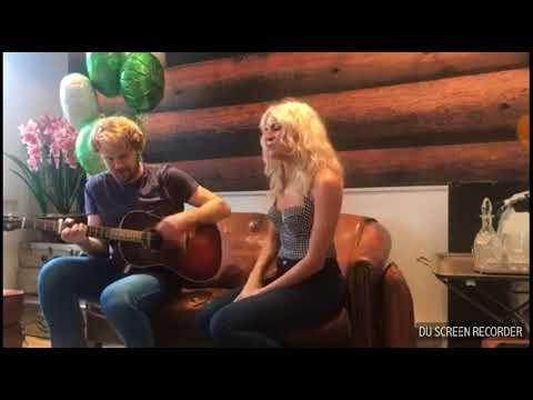 Pixie Lott - Won't Forget You (Live Acoustic)