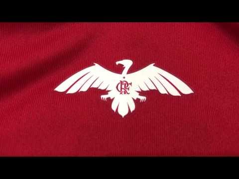 Unboxing nova camisa do Flamengo 2017
