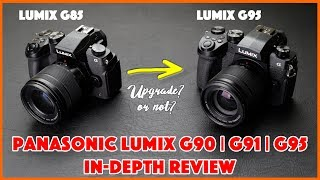 Panasonic Lumix G95 | G90 | G91 Hands On Review
