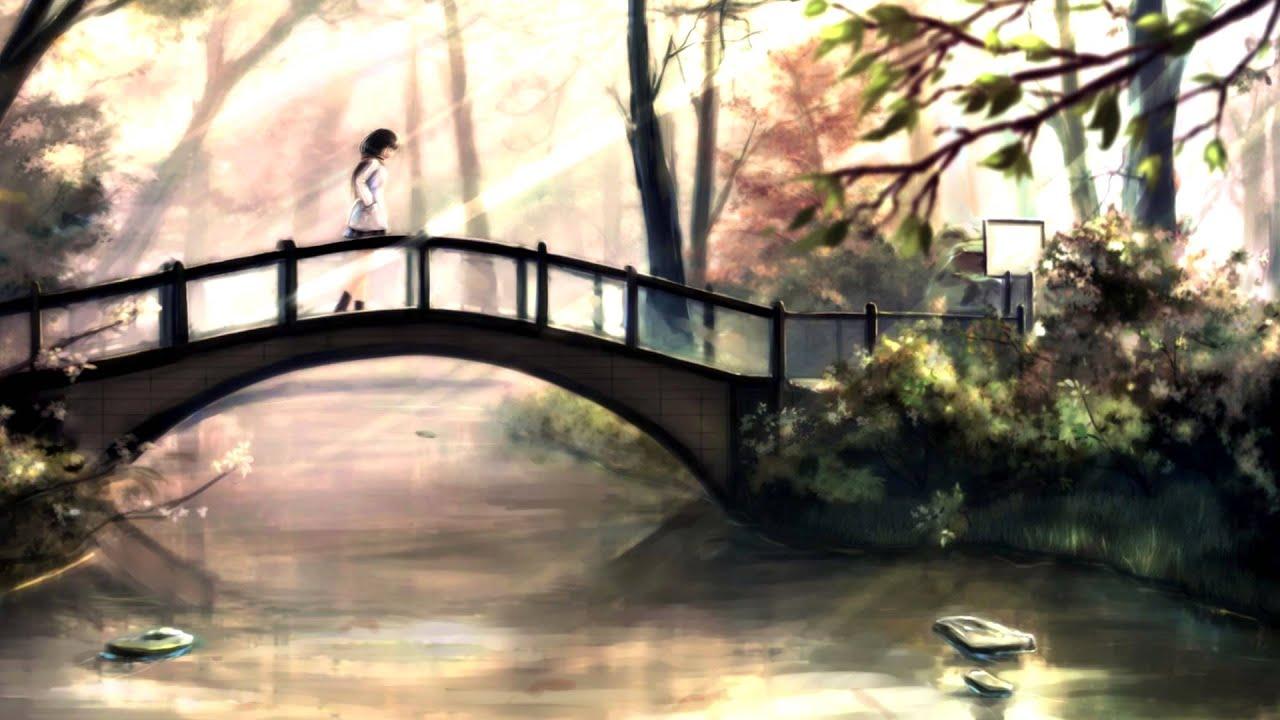 Kitsune Girl Hd Wallpaper Two Ways Broken Pieces Youtube