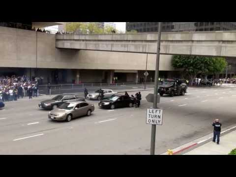 Here comes SWAT! - LAPD Counter-Terrorism Drill