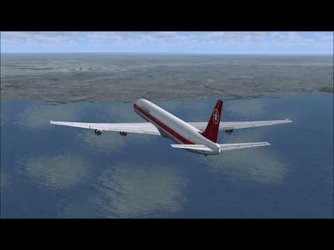 FSX Air Disasters: Air Canada Flight 621