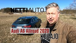 Nettiauto koeajo: Audi A6 Allroad Quattro Business 45 TDI Triptronic 2020
