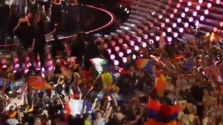 Green Room Eurovision 2015║GRAND FINAL performers