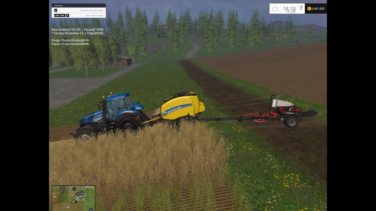 Скачать моды 2016 для farming simulator 2015