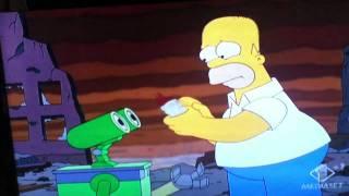 Homer Simpson - Un mondo senza miele - ITALIANO