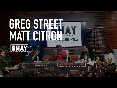 Greg Street Breaks Down How the South Became biggest Market in Rap + Introduces Matt Citron