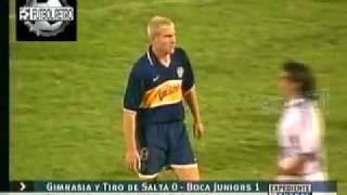 Gimnasia y Tiro Salta 0 vs Boca Jrs 1 Apertura 1997 FUTBOL RETRO TV