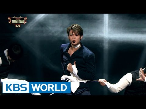 SHINee - Tell Me What To Do [2016 KBS Song Festival / 2017.01.01]