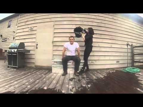 Daniel Craig ALS Ice Bucket Challange