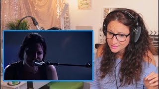 Vocal Coach Reacts to EVANESCENCE- My Immortal