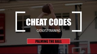 "Cheat Codes || Catalyst Training - ""Palming the Ball On Your Shot"""