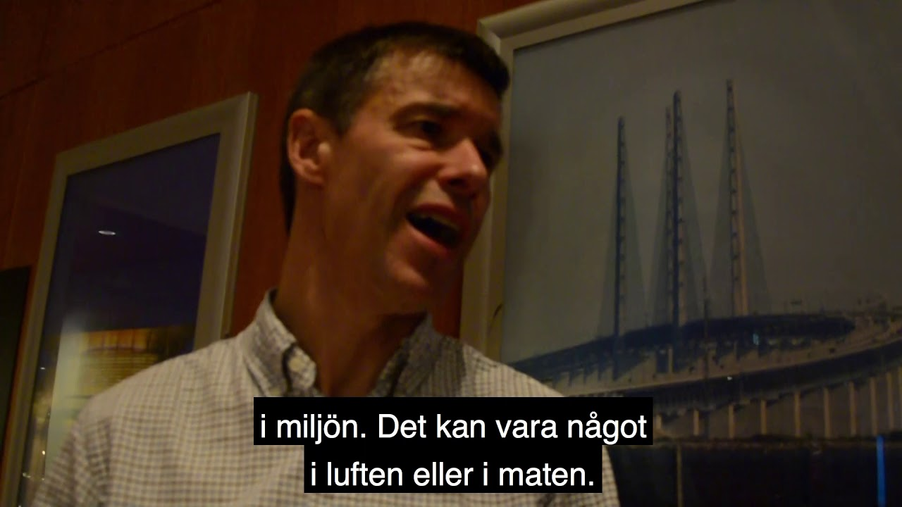 Diabetes Wellness Sverige Intervjuar John Wilding Youtube