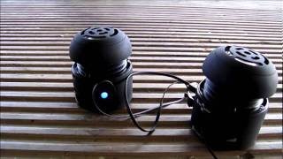 Limit Micro XS Portable Speakers Review
