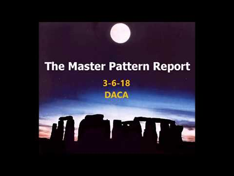 The Master Pattern Report - 3.6.18- DACA using the Principles of Natural Intelligence.