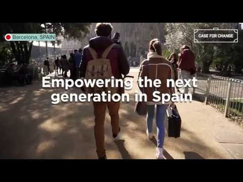 download Empowering the next generation in Spain | #CaseForChange