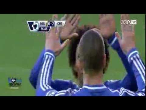 ‫Hull City 0 2 Chelsea│Chelsea vs Hull City 2 0 2014 Goals & HighLights 11 01 2014 HD