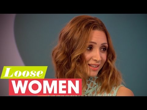 Lucy-Jo Hudson's Statement About Her And Alan Halsall's Marriage | Loose Women