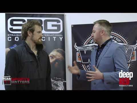 Gunnar Nelson on SportsMattersTV with Jerry Coughlan
