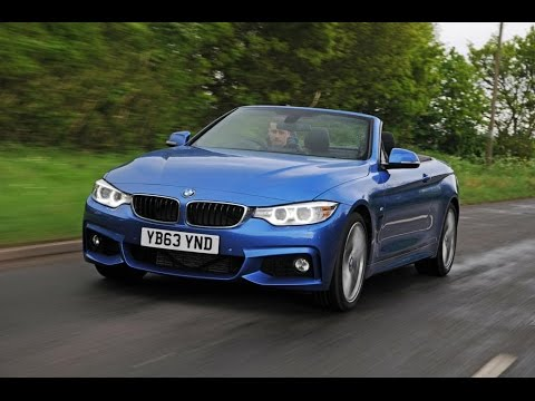 Bmw 4 Series 435i Convertible 2017